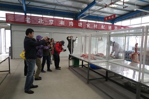 摄影采风为忻州城区创卫鼓与呼