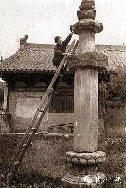梁思成林徽因与五台佛光寺