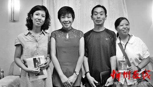 于丹来忻激情解读中国文化-忻州在线 忻州新闻