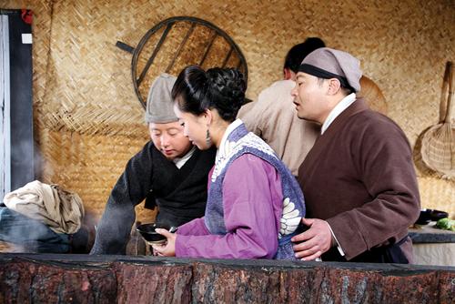 《宋丑子传奇》这部剧本是在原民间故事的基础上,经过整理,加工,改编图片