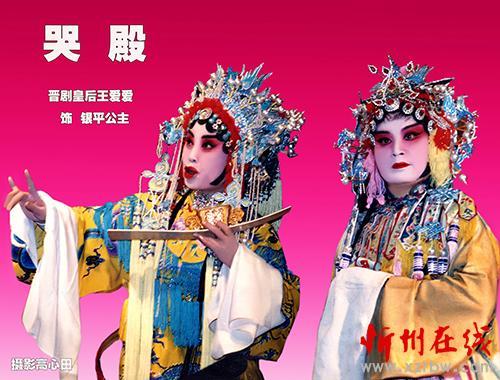 桂花简笔画公主